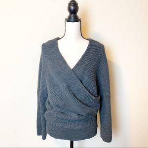 Miracle USA wrap sweater